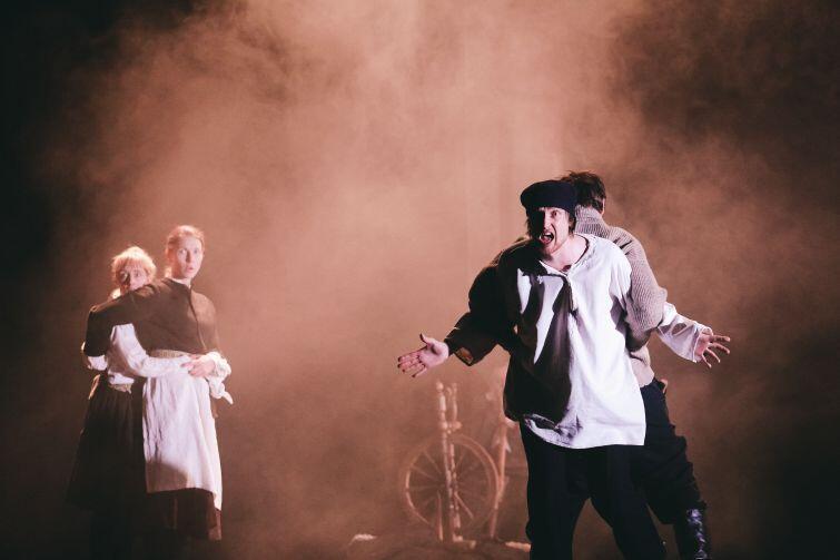 Wilkołak zdobył m.in. Nagrodę Specjalną krytyków teatralnych na festiwalu w Petersburgu