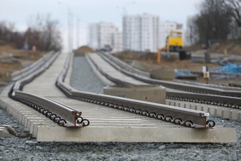 Na terenie Nowej Bulońskiej Północnej położono już sieci podziemne. Wylano też pierwszą masę bitumiczną na przyszłej jezdni