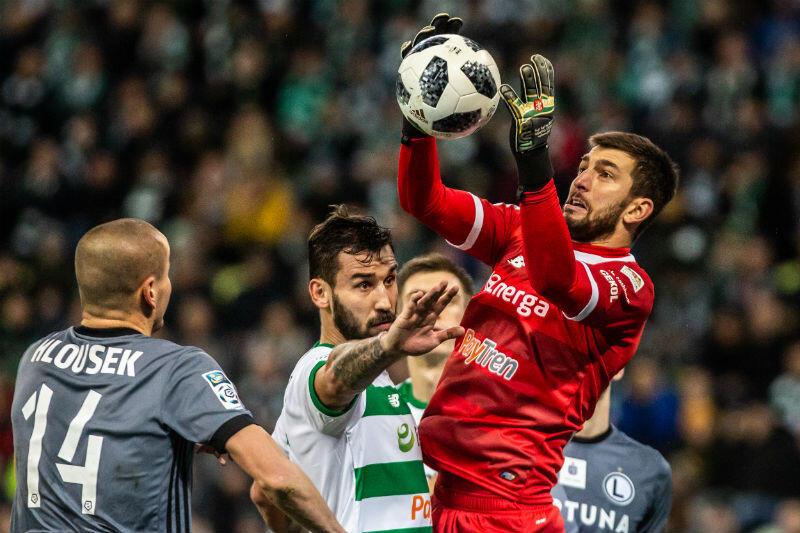 Dusan Kuciak zaliczył kolejny bardzo dobry mecz