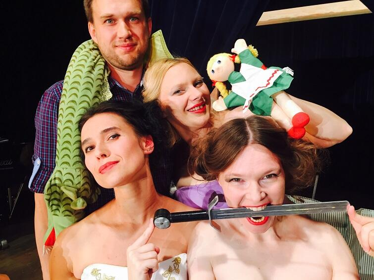 Spektakl 'Opera jak z bajki' dla dzieci