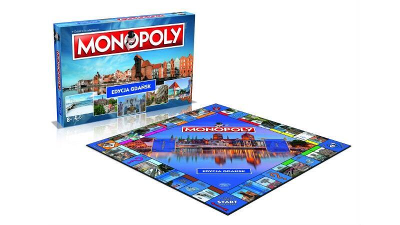 Gra Monopoly znana jest na całym świecie. Popularnością cieszy się nie tylko oryginalne wydanie, ale polska odsłona gry poświęcona miastom - szczególnie Gdańskowi