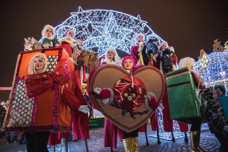 Jarmark Bożonarodzeniowy na Targu Węglowym to niezapomniane przeżycie - tam trzeba być!