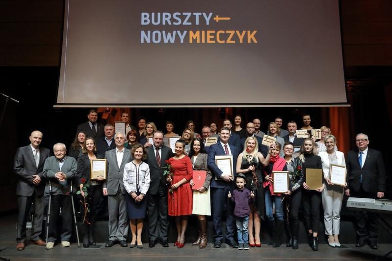 Po raz 24. przyznano Bursztynowe Mieczyki organizacjom pozarządowym