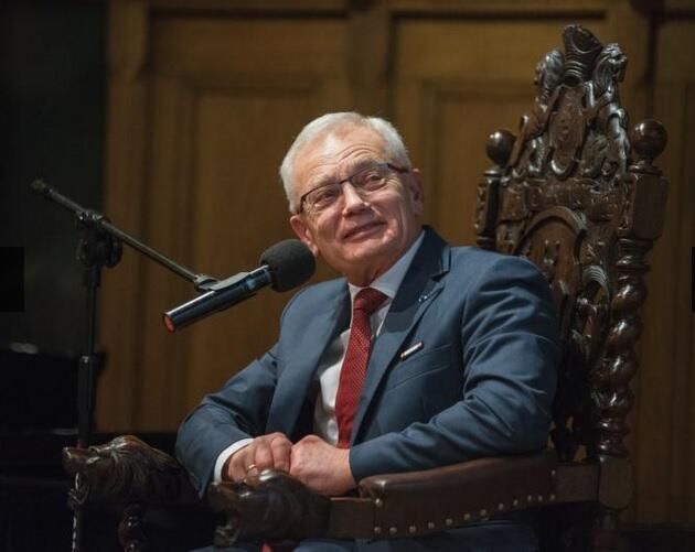 Andrzej Drzycimski, jubileusz 75-lecia urodzin, 28 XI 2017