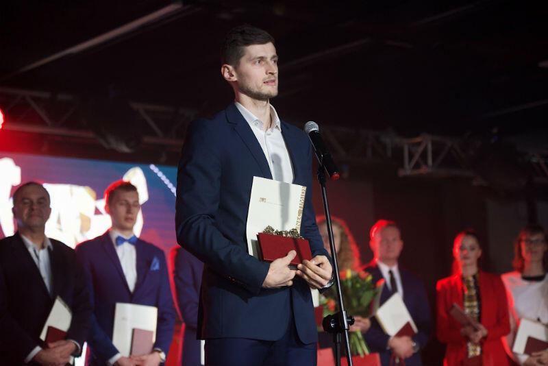 Piotr Nowakowski - siatkarz Trefla Gdańsk, mistrz świata i brązowy medalista mistrzostw Polski