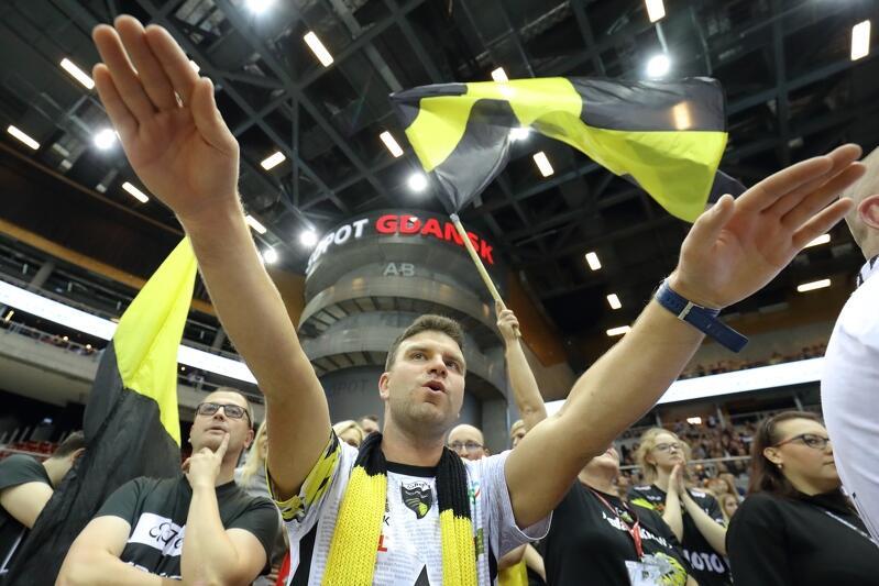 Fani gdańszczan liczą na zwycięstwo a siatkarze Trefla na doping swoich kibiców