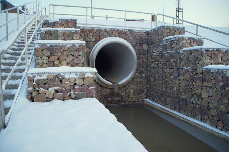 Teren wokół zbiornika będzie służył do rekreacji