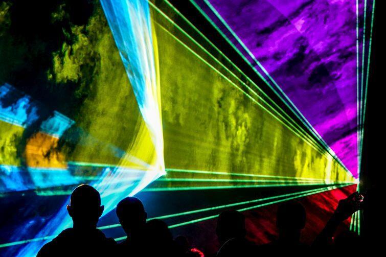 Jak będzie wyglądało laserowe  powitanie Nowego Roku w Gdańsku?