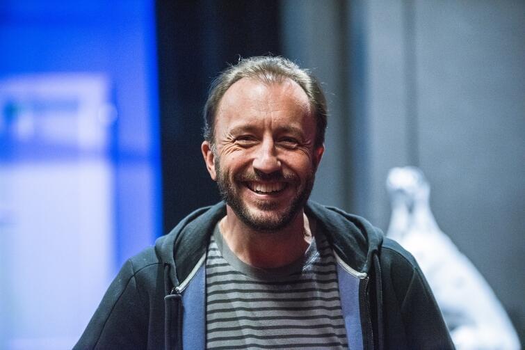 Arkadiusz Klucznik - aktor, reżyser, wykładowca i specjalista teatru lalkowego