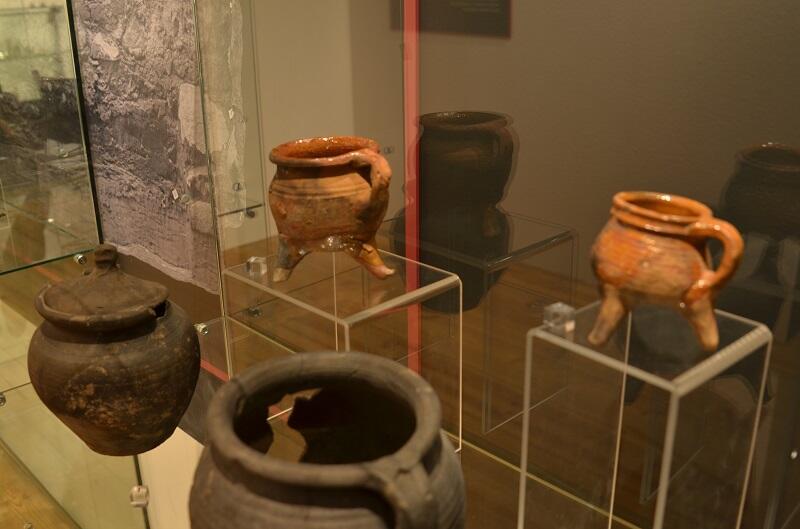 Ceramika odnaleziona w 2015 roku
