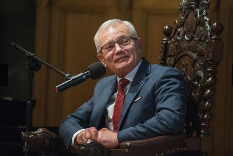Andrzej Drzycimski, jubileusz 75-lecia urodzin, 28 listopada 2017 roku