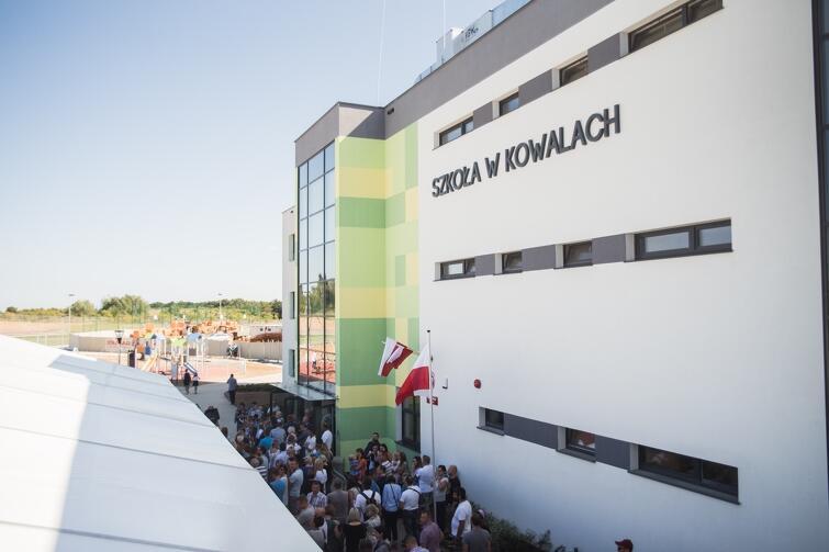 Szkołę metropolitalną w Kolbudach otwarto we wrześniu