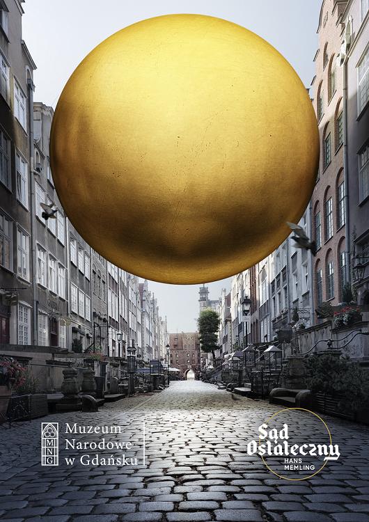 Jeden z plakatów promujących Złotą Kampanię