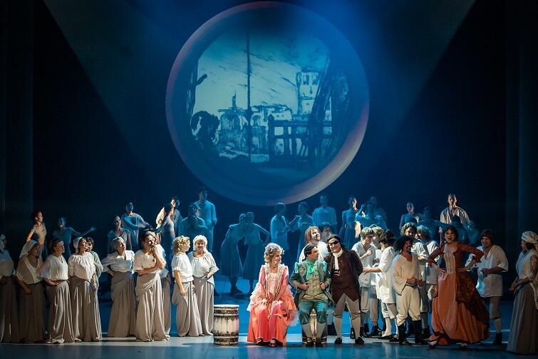 'Kandyd'. Premiera w Operze Bałtyckiej odbyła się 30 grudnia 2018 roku