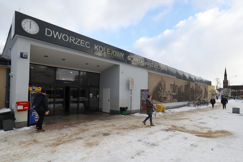 Dworzec PKP Gdańsk Wrzeszcz