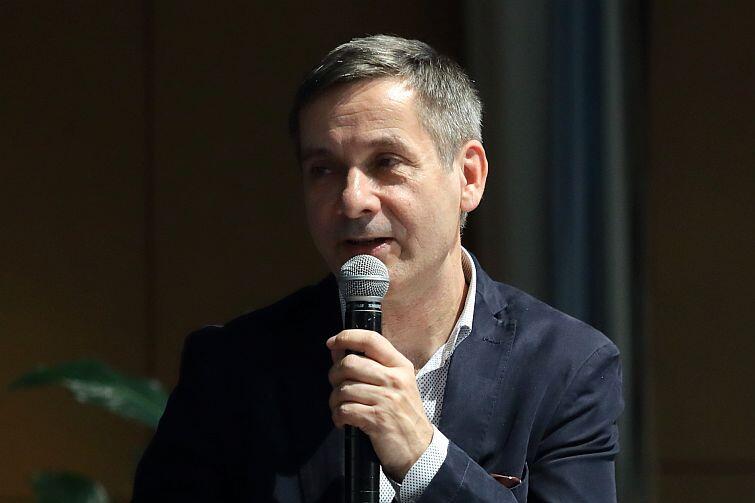 Jarosław Zalesiński pokieruje Wojewódzką i Miejską Biblioteką Publiczną w Gdańsku