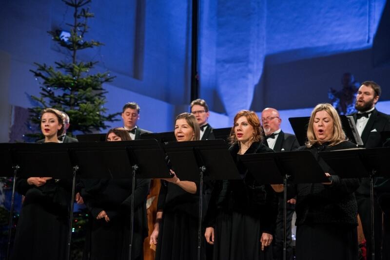 Podczas Koncertu Charytatywnego Polskiego Chóru Kameralnego zbierane będą datki na odbudowę Bazyliki św. Mikołaja