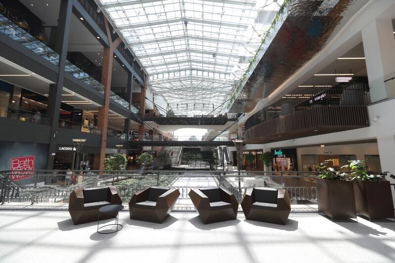 Forum Gdańsk to centrum handlowe, które już wpisało się w krajobraz miasta