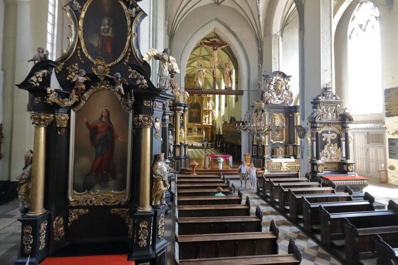 Kościół Św. Mikołaja, siedziba gdańskiego zakonu dominikanów