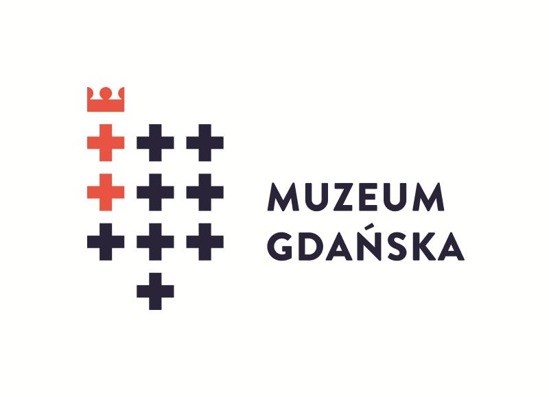 Logo Muzeum Gdańska, autorstwa Design Office