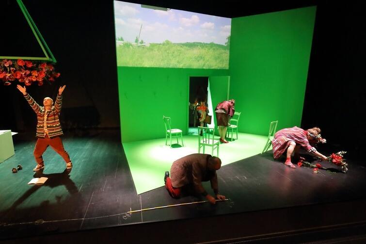 'Więzi' w Teatrze Wybrzeże. Premiera odbyła się 6 stycznia 2019 roku