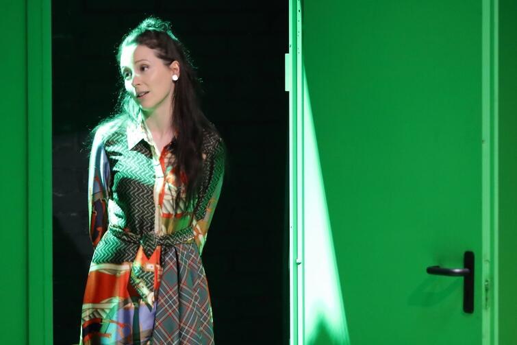Katarzyna Dałek - ciepła, choć ironiczna, poruszająca Olena