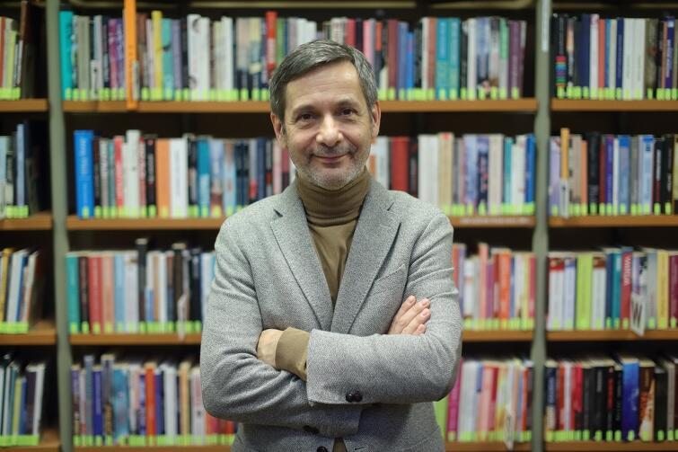 Jarosław Zalesiński: - Książka jest sercem kultury słowa i kultura książki jest sercem kultury
