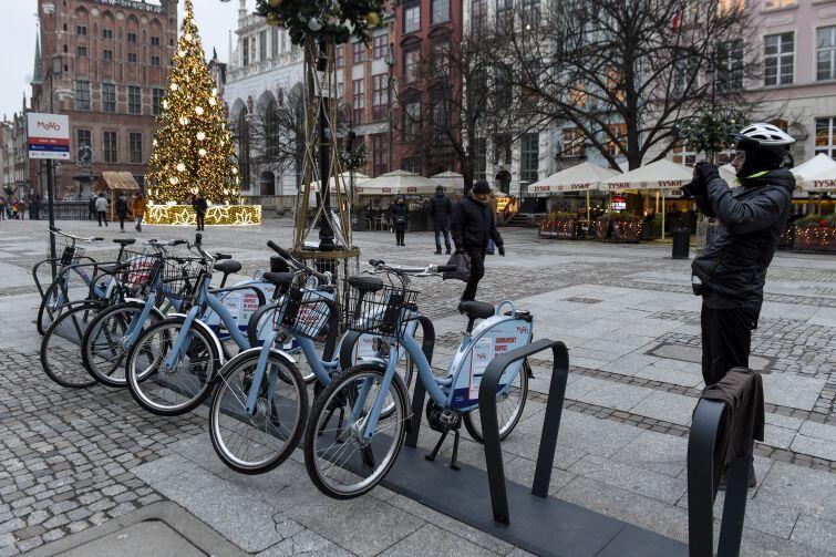 Trwa odliczanie godzin do startu systemu roweru metropolitalnego MEVO