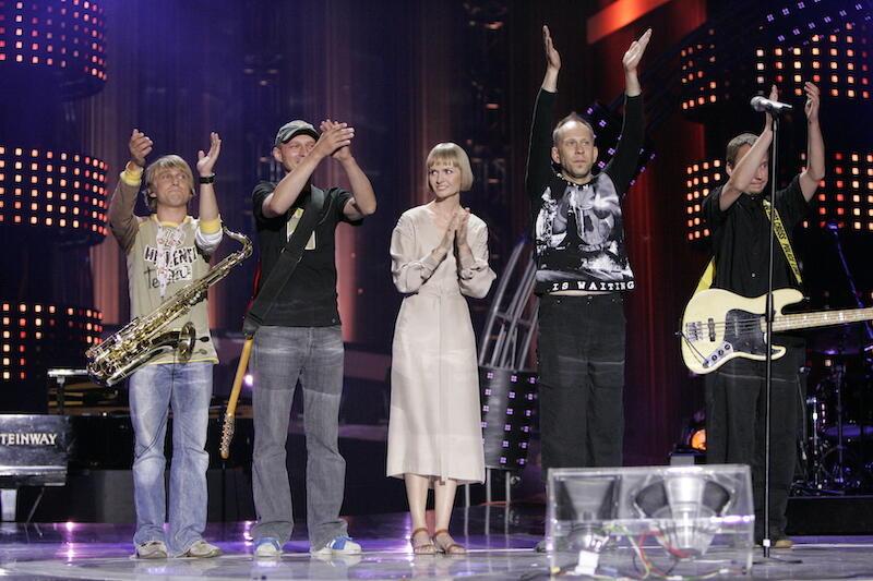 Kasia Stankiewicz i zespół Varius Manx wejdą na scenę o godz. 20.10 i zagrają koncert, który potrwa około 50 minut