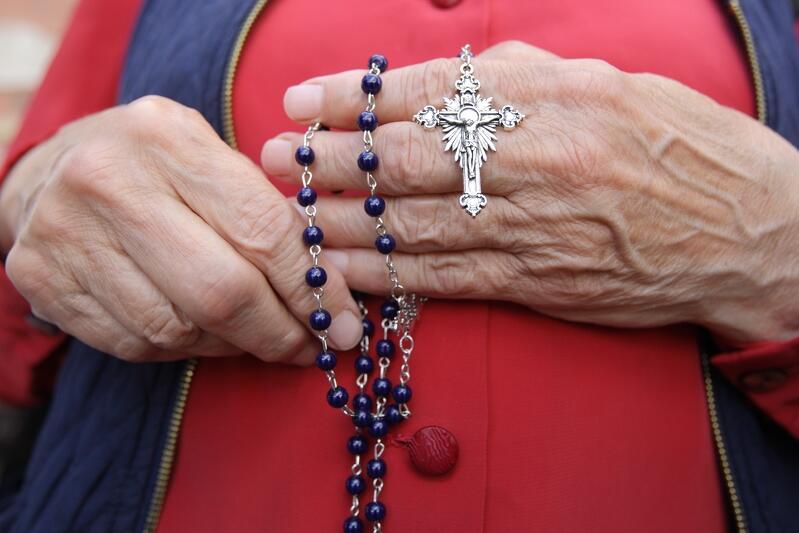 Gdańszczanie modlą się od wczoraj w intencji prezydenta Pawła Adamowicza