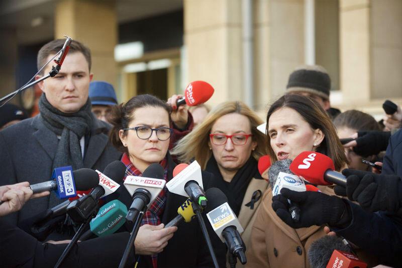 Aleksandra Dulkiewicz za chwilę ogłosi żałobę w Gdańsku