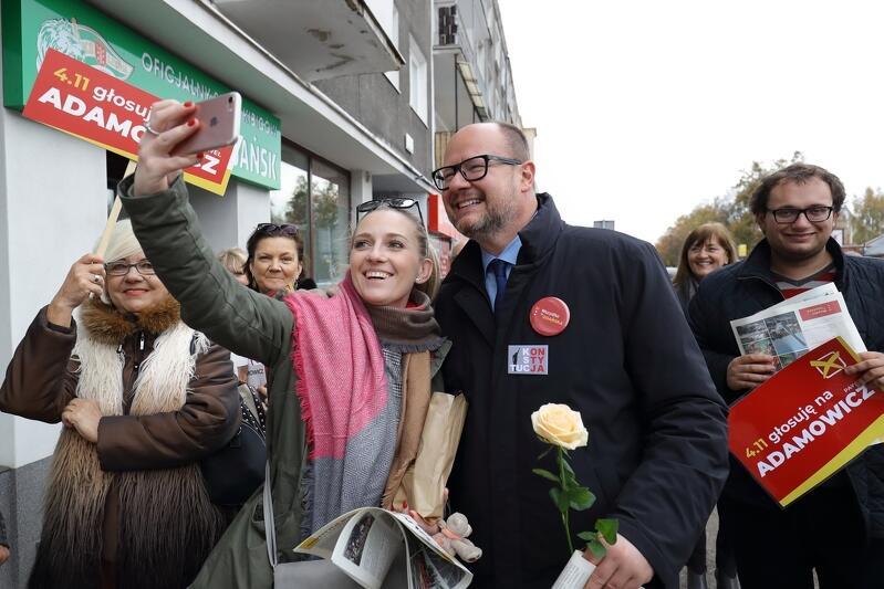 Kampania wyborcza przed drugą turą
