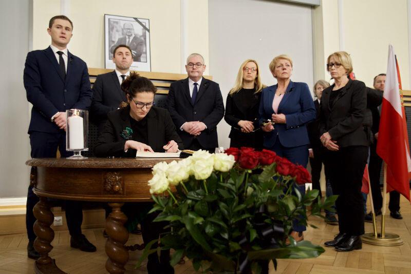 Aleksandra Dulkiewicz, zastępca prezydenta Gdańska