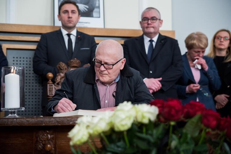 Nz. Wiesław Bielawski, były zastępca prezydenta Gdańska ds. polityki przestrzennej