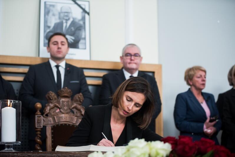 Nz. Magdalena Skorupka-Kaczmarek, rzecznik prezydenta Gdańska