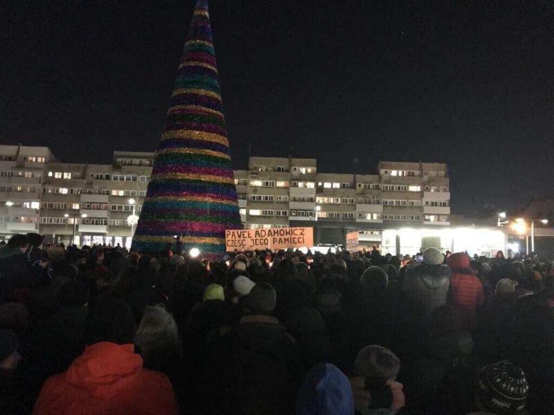Wrocław w poniedziałek, 14 stycznia
