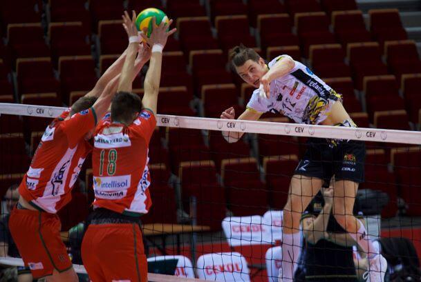 Maciej Muzaj zdobył 25 punktów