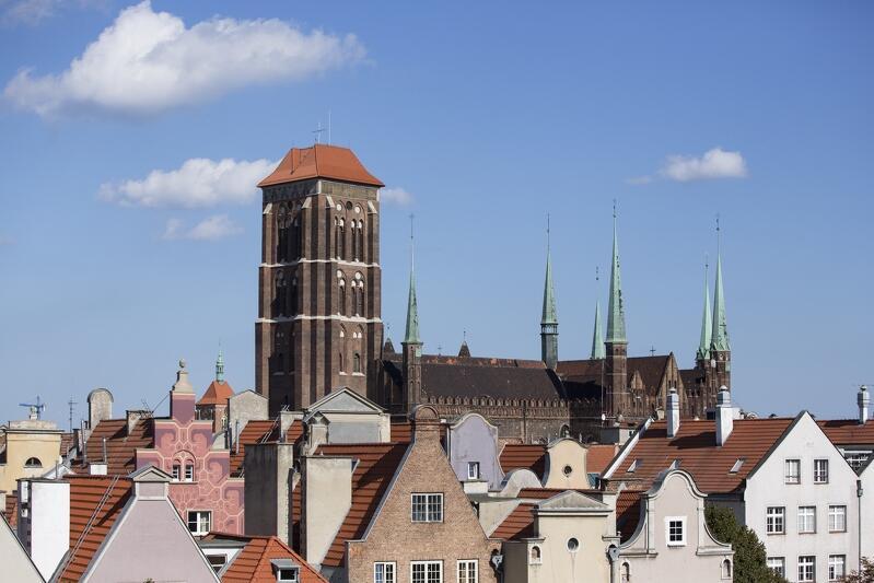 Bazylika Mariacka: największa i najważniejsza świątynia Gdańsk, w której w sobotę spoczną prochy śp. Pawła Adamowicza