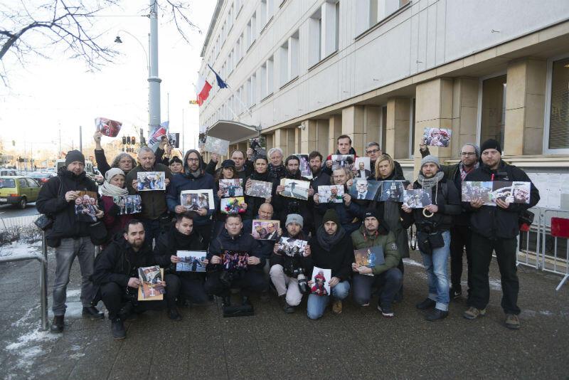 Trójmiejscy fotoreporterzy i ich ulubione zdjęcia z Pawłem Adamowiczem