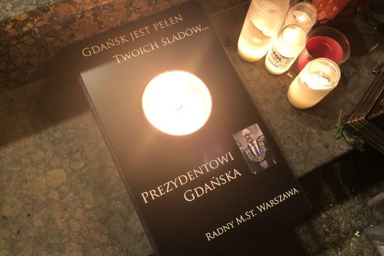 Dowody wdzięczności i szacunku nie tylko z Gdańska