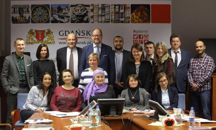 Pierwsza w Polsce Rada Imigrantów i Imigrantek powstała w Gdańsku w 2016 roku