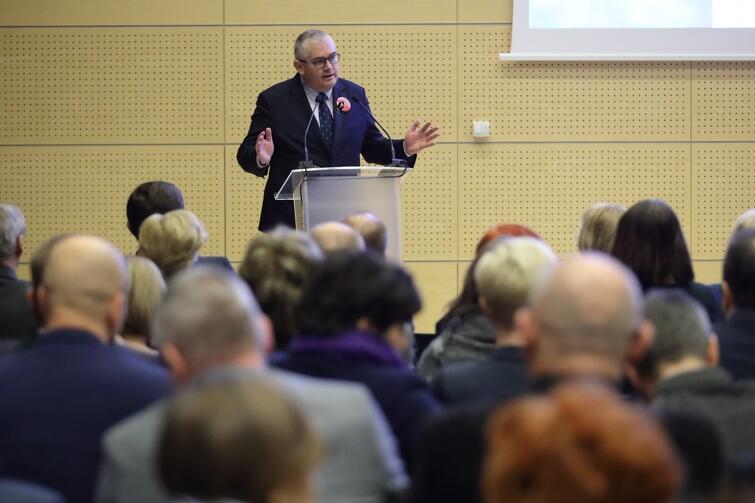 Piotr Kowalczuk, zastępca prezydenta Gdańska: - Niech nikt nie udaje bohatera w obliczu tragedii. Pomoc psychologiczna jest w zasięgu ręki, Miasto udziela jej w dyskretny sposób
