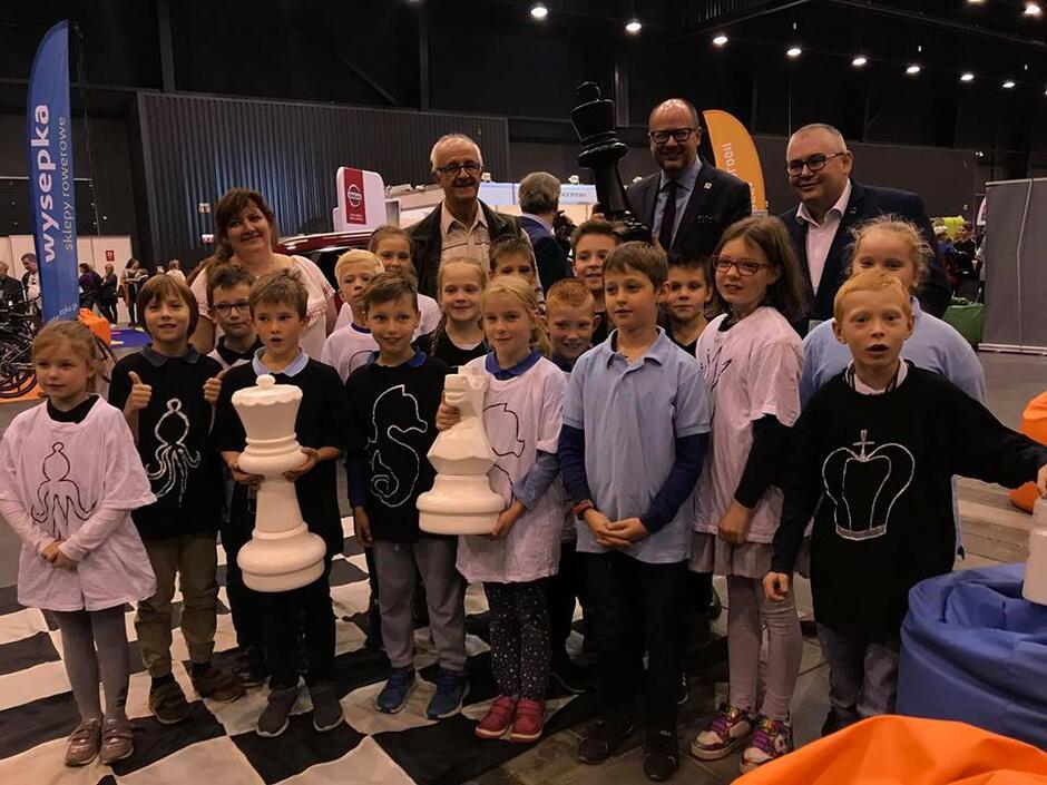 Uczniowie SP nr 29 będą grać w szachy, a turniej zadedykują pamięci prezydenta Pawła Adamowicza