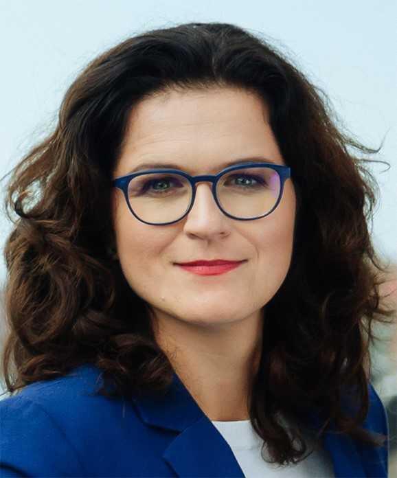 Pełniąca funkcję Prezydenta Miasta Gdańska Aleksandra Dulkiewicz