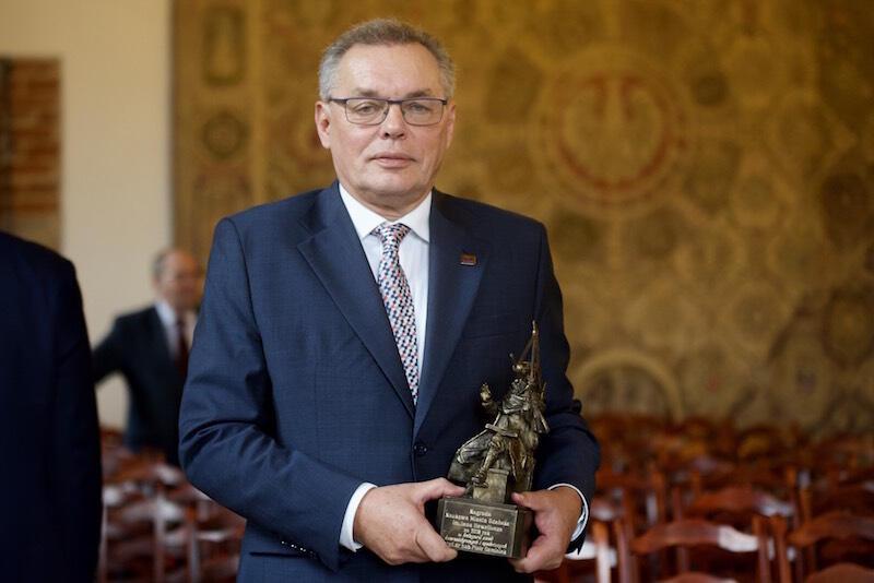 Nz. profesor dr hab. Piotr Dominiak