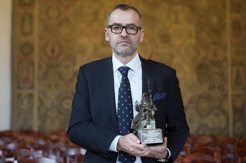 Nz. prof. dr hab. Piotr Stepnowski
