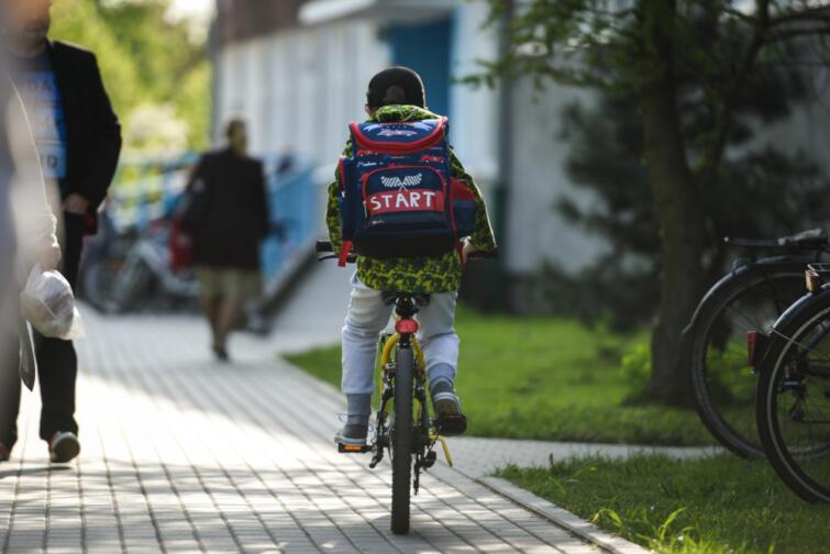 Rowerowy Maj to największa kampania w Polsce, zainicjowana w Gdańsku, popularyzująca codzienną jazdę rowerem wśród dzieci i młodzieży szkolnej