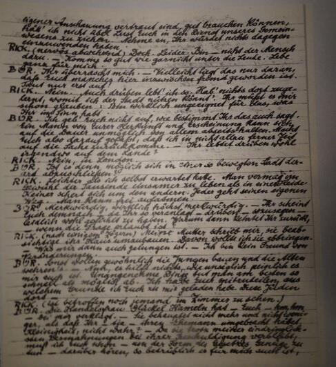 """Fragment rękopisu """"Glückel von Hameln"""""""