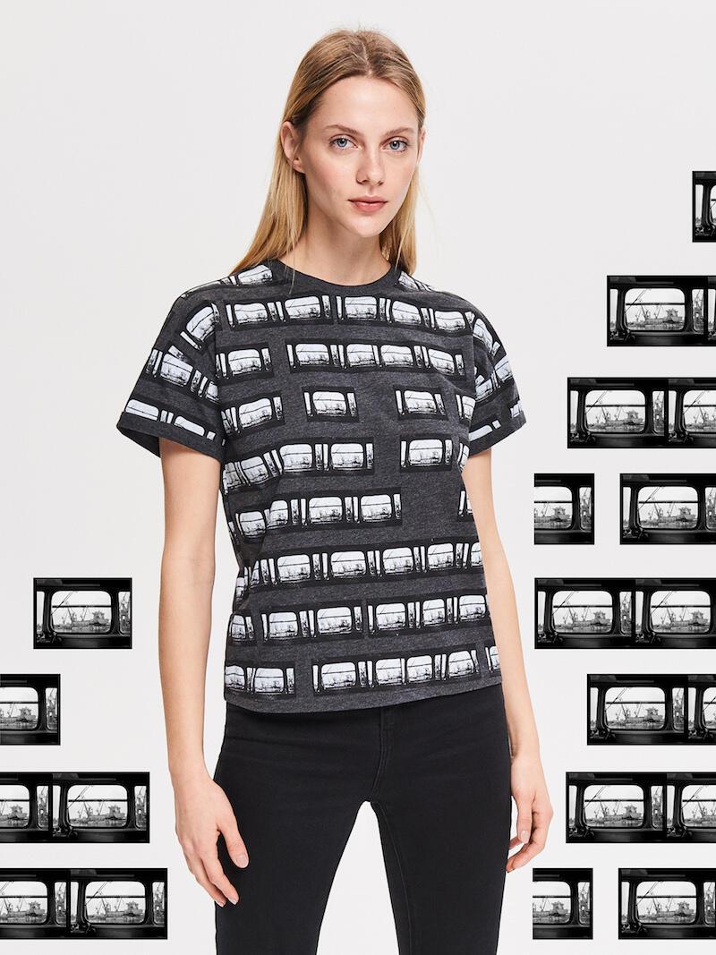 Koszulka z wizerunkiem Stoczni Gdańskiej? Czemu nie!