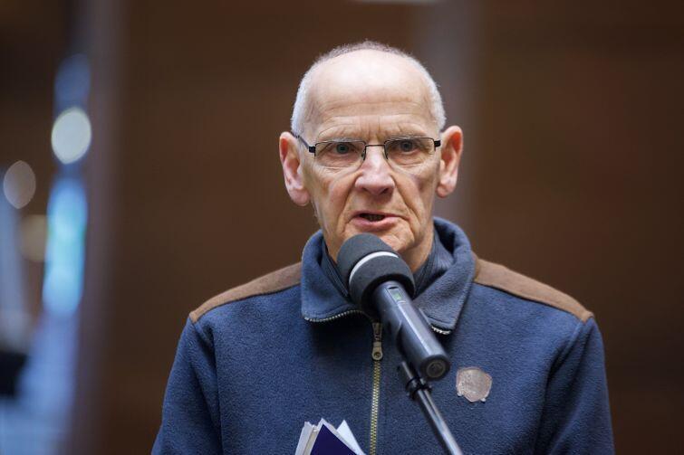 Jacek Taylor, członek Rady ECS: - Propozycje MKiDN zmierzają do upadku ECS, do rozsadzenia go od środka.
